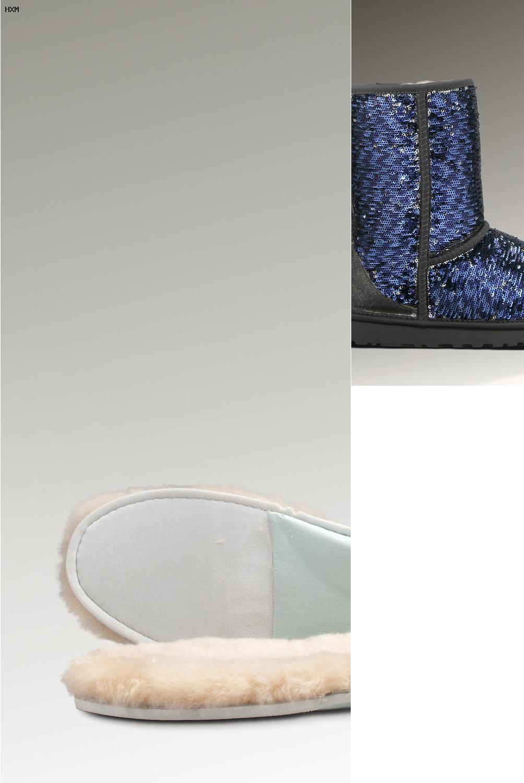 botas como las ugg