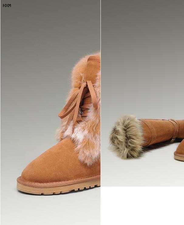 botas de invierno ugg para mujer