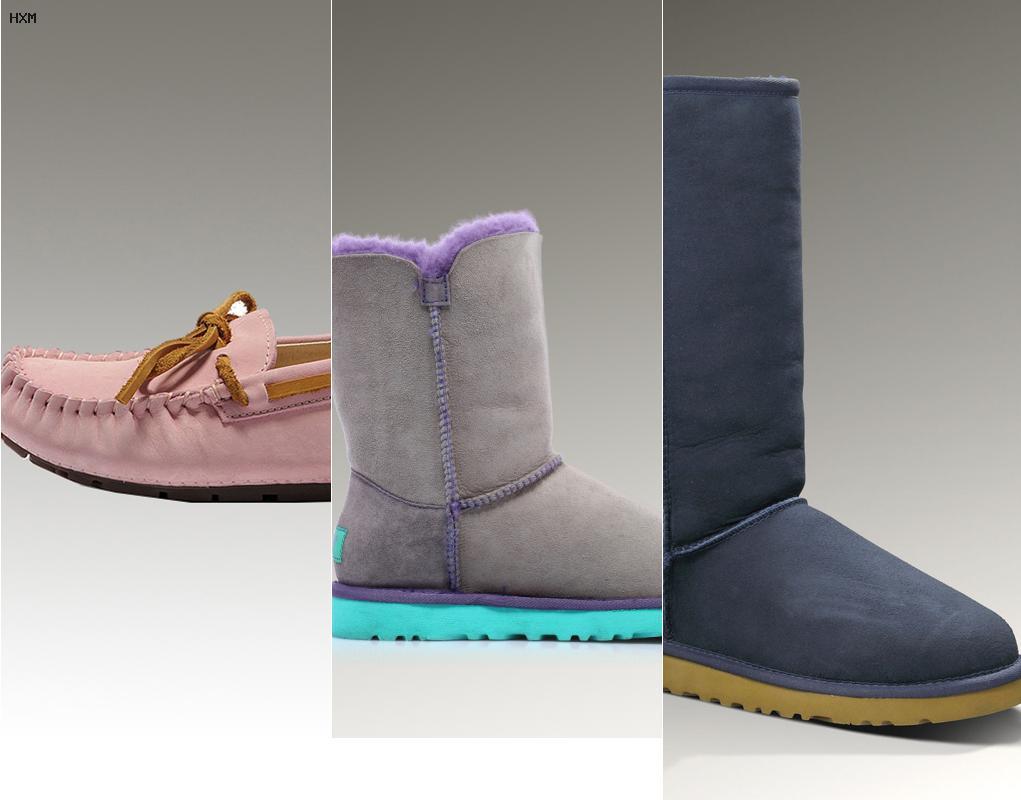 botas de lluvia ugg