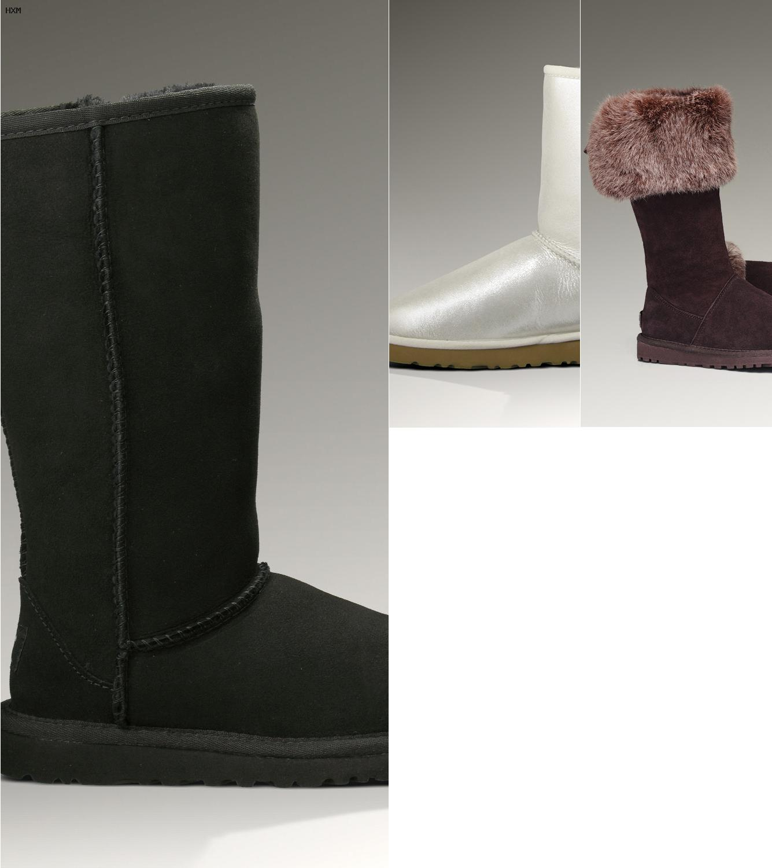 botas nieve ugg mujer
