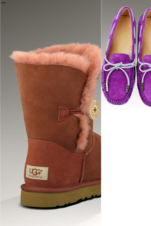 botas para el frio ugg