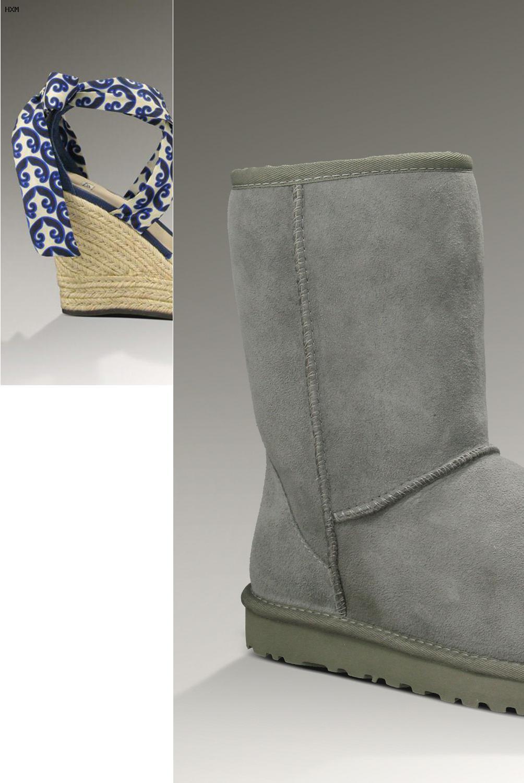 botas ugg mujer para la nieve