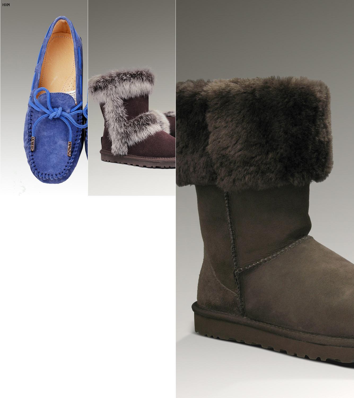 botas ugg para la nieve