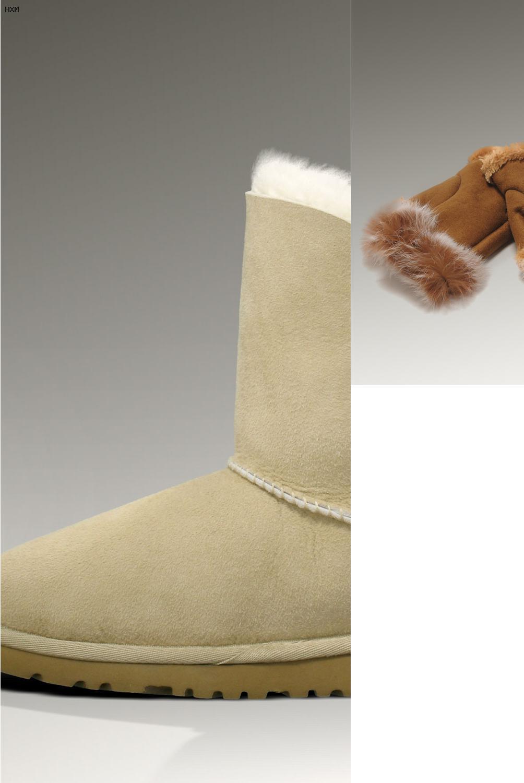 botas ugg se pueden usar en la nieve