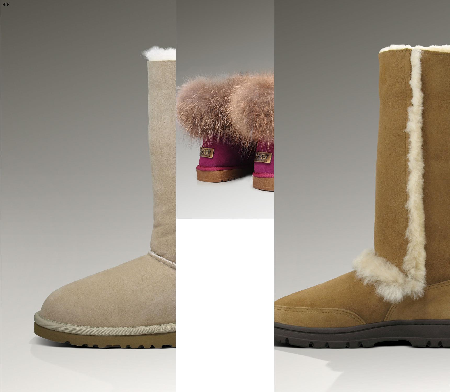 como saber si las botas ugg son originales