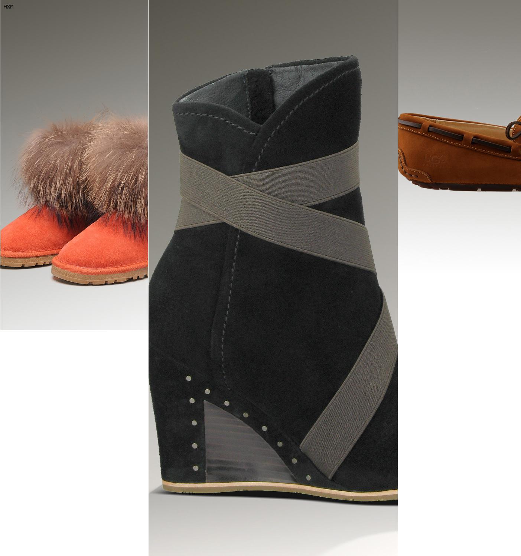 marca de zapatos uggs