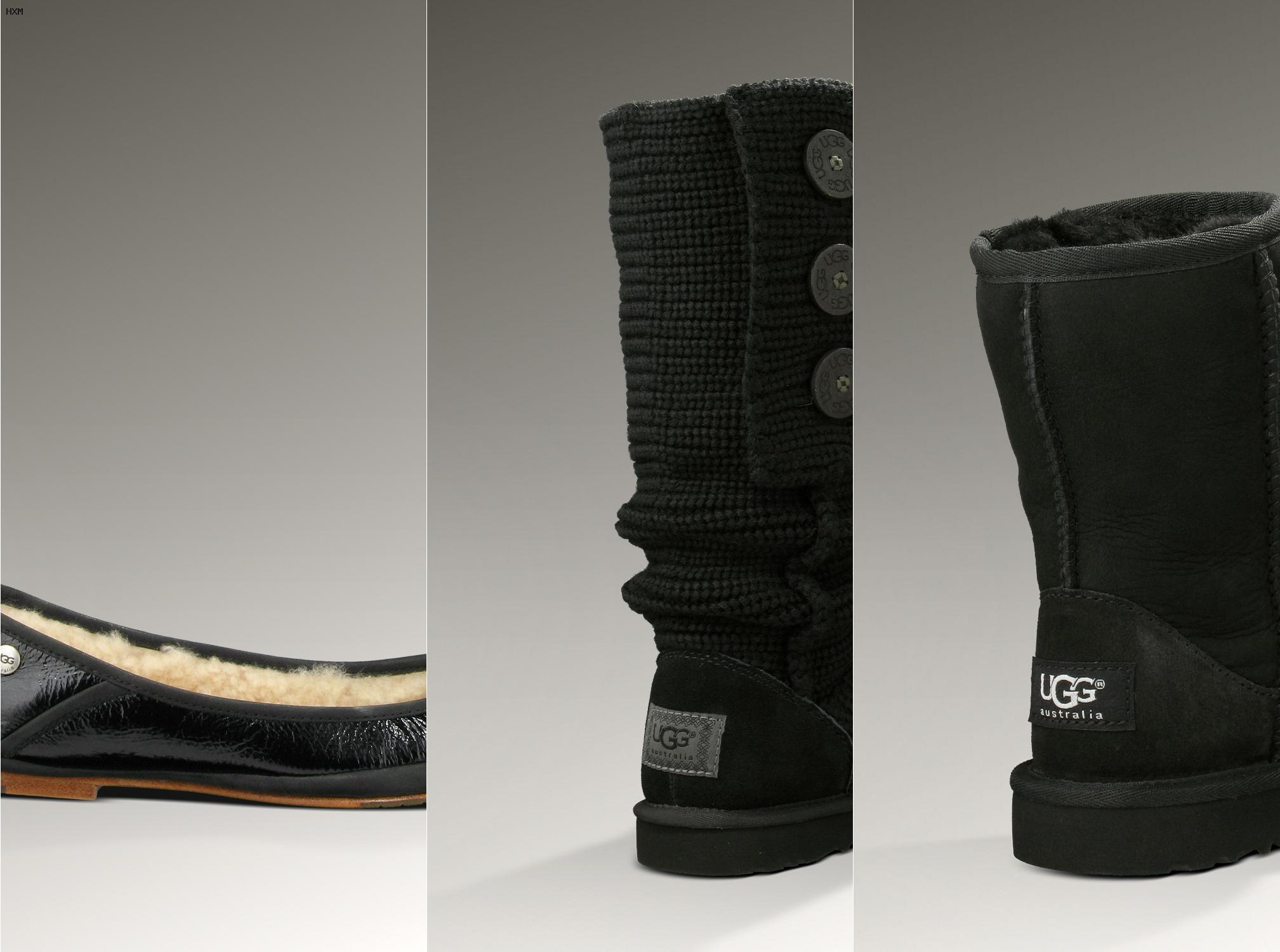 marca ugg zapatos