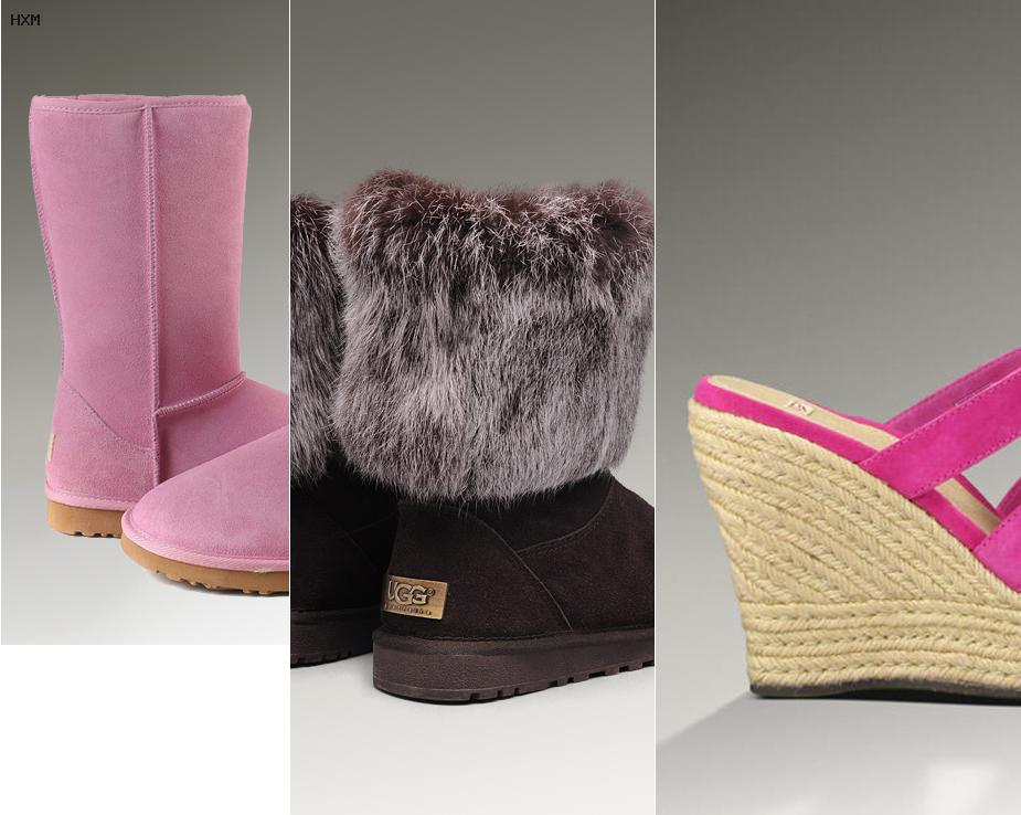 outfit invierno botas ugg