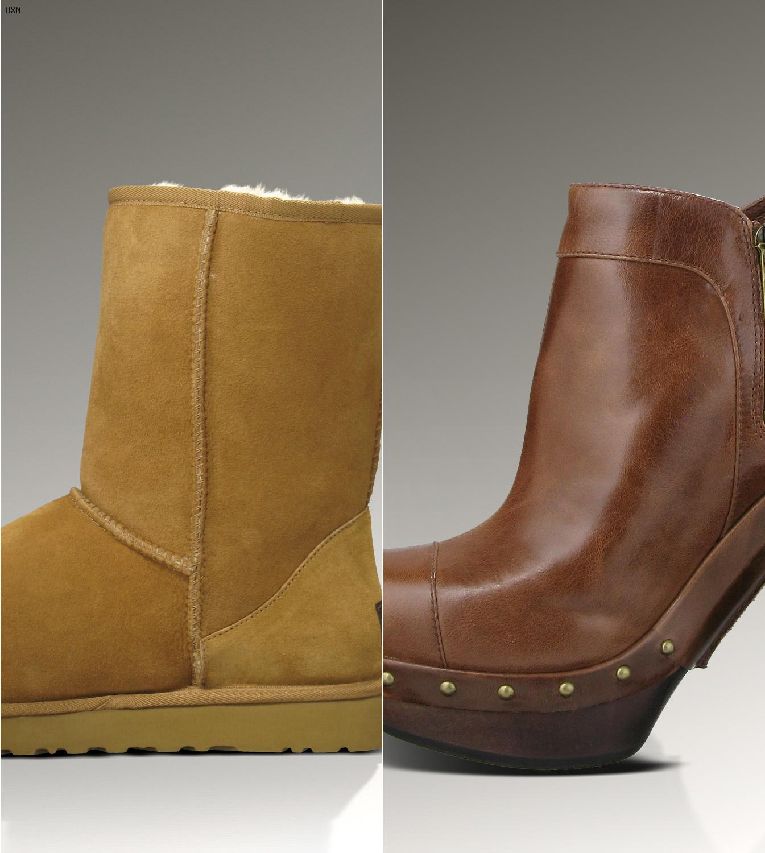 precio ugg botas