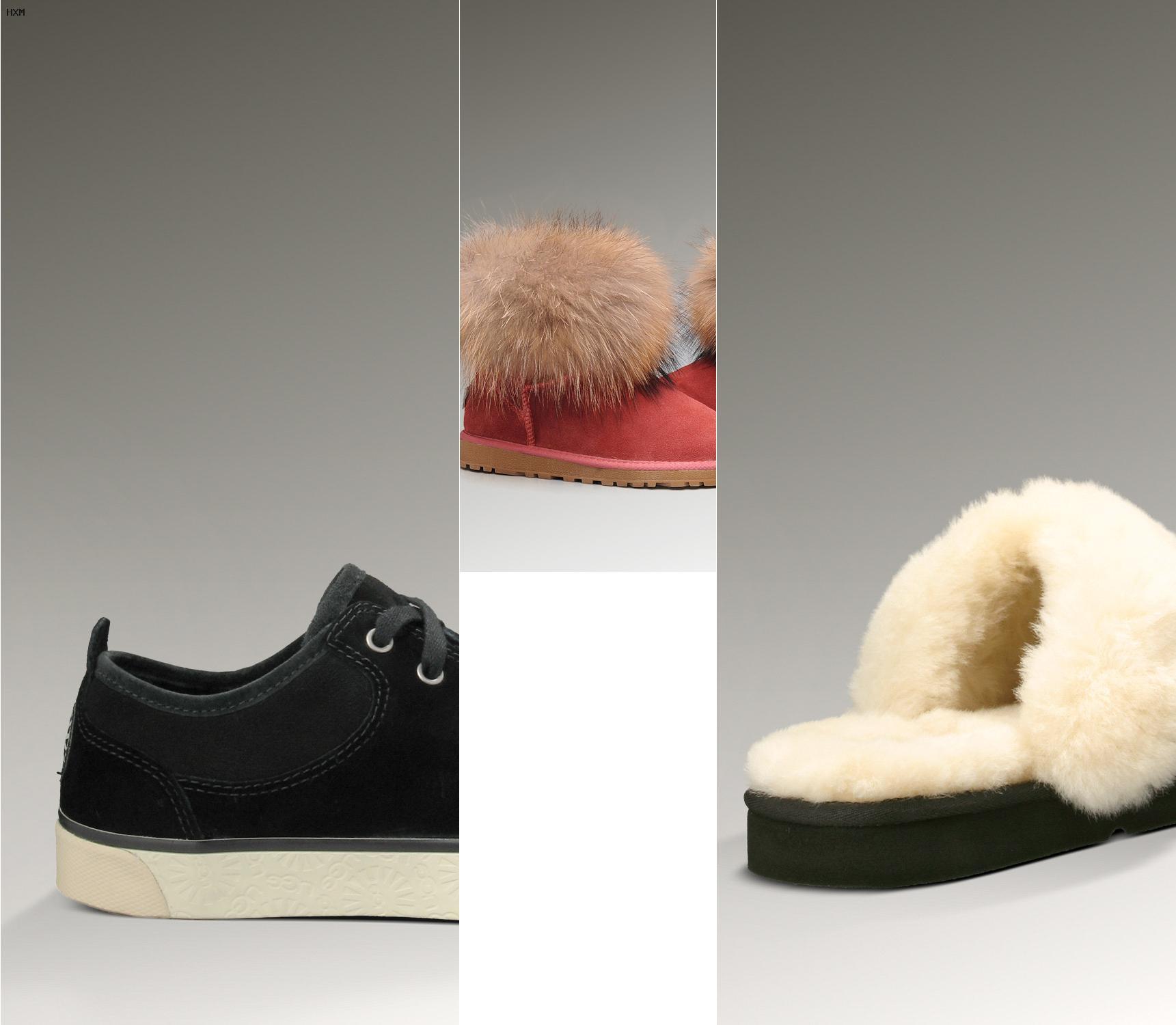 ugg black lilou boots