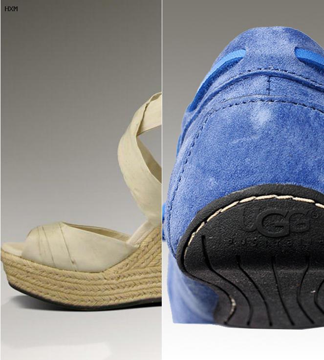 zapatos ugg mujer el corte ingles